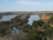 The mighty Murray River